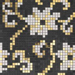 Mosaico Floreale A